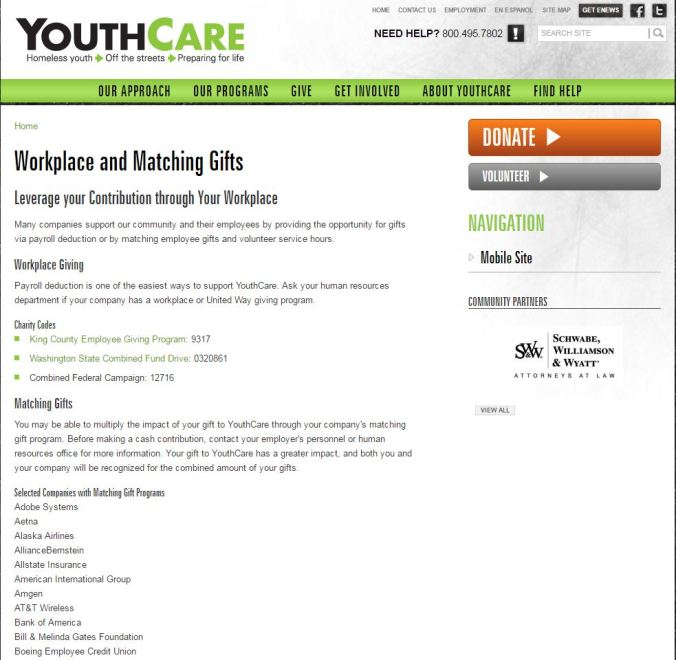 YouthCare-WPG-Landing-Page