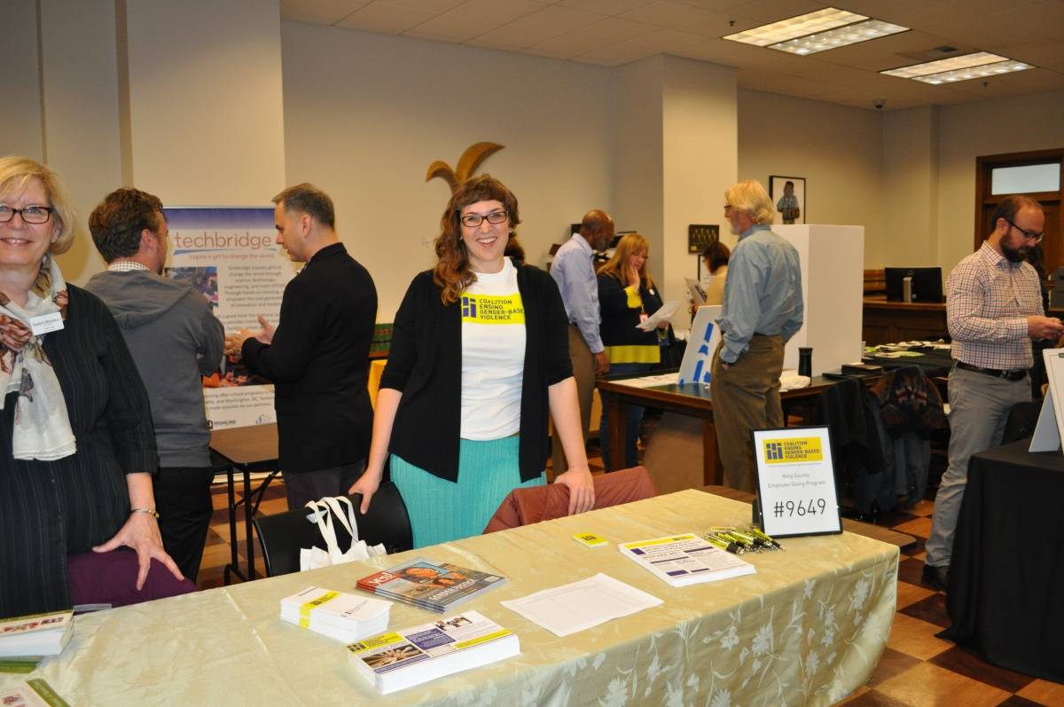 king county employee giving program public sector workplace week 1 nonprofit expos liftoff